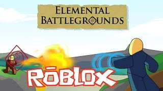 Roblox Elemental Battlegrounds - Roblox Gameplay Walkthrough Part 105 (Roblox Elemental Battle)