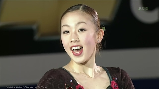 "[HD] 村主章枝 Fumie Suguri - 2002 Worlds Exhibition ""Don't Cry For Me Argentina"" 村主章枝 検索動画 30"