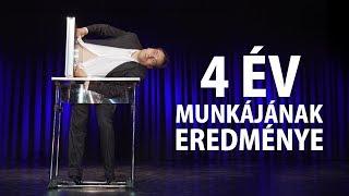 4 ÉVEM MUNKÁJÁNAK EREDMÉNYE!!!