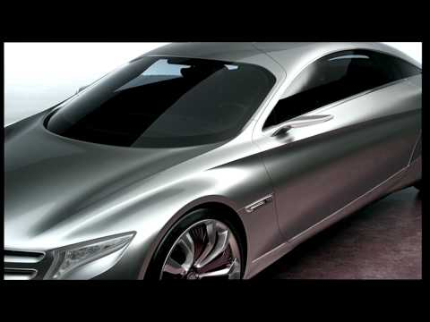 The Mecedes-Benz F 125! - First Video