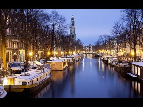 My trip to the Netherlands and Spain