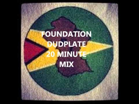 DUBPLATE MIX OF FOUNDATION REGGAE ARTISTS 20 MINUTE MIX
