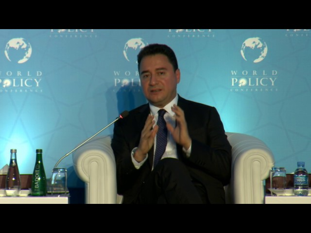 WPC 2016 Plenary session 3: Turkey's European and international role