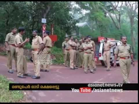 Bomb, Axe, sword seized from RSS stronghold