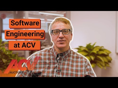 Software Engineering at ACV Auctions - Reid Gershbein