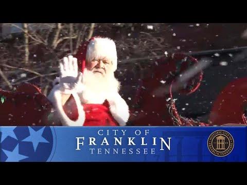 Franklin Christmas Parade 2017