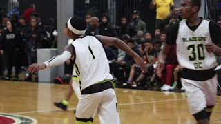 Magic Mel Goes Head to Head with Jasiah Cannady - Black Ops DC vs Guachos 2025 - Made Hoops 2020