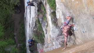 Nico Favresse & Sean Villanueva climb Legittima Visione Thumbnail