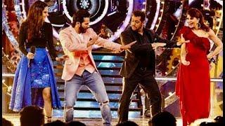 First Dancer to Enter the Bigg Boss 11 house with Salman Khan- Varun Dhawan|VLOG 38 | SAHIL MAYENKAR