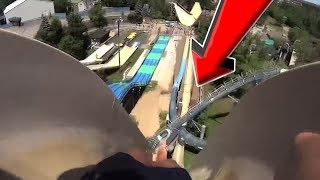 top 10 most insane waterslides water parks you wont believe exist