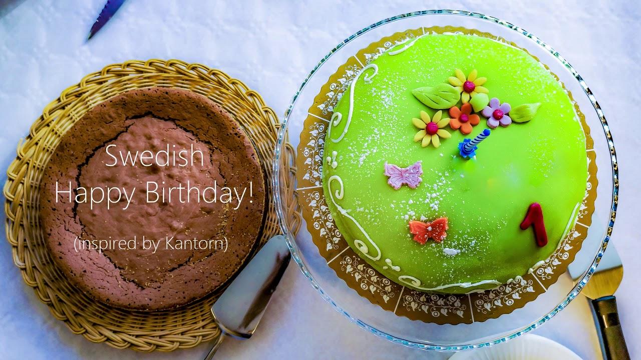 Ja Ma Du Leva Swedish Happy Birthday Youtube