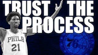 Joel embiid -trust the process   ♪ music video ♪