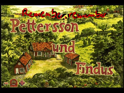 "Remember, remember ""Pettersson und Findus"" (Let's Play)"