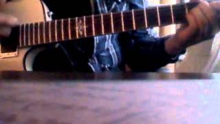 Die Toten Hosen - Schade wie kann das passieren Gitarre Cover