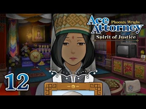 REBEL SCUM - Let's Play - Phoenix Wright: Ace Attorney: Spirit of Justice - 12 - Playthrough