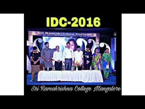 IDC-2016 (9) Sri Ramakrishna College Mangalore