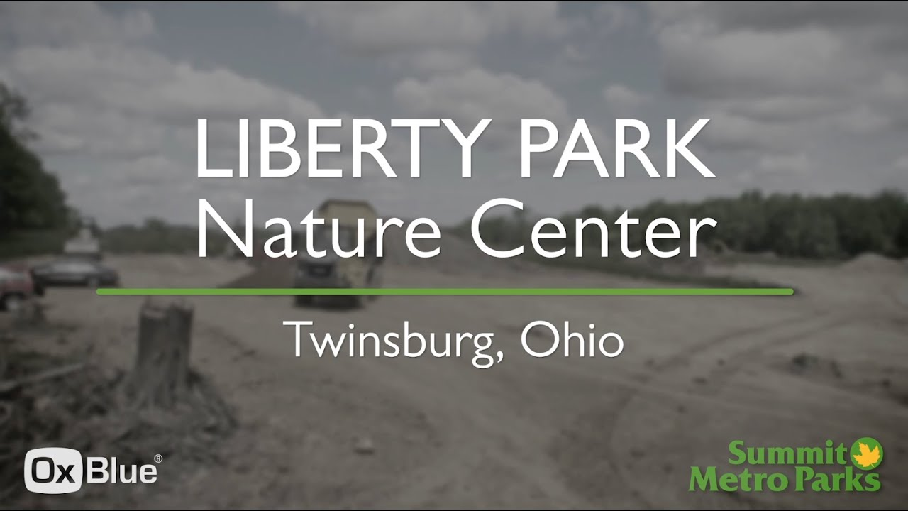 Liberty Park Nature Center Twinsburg