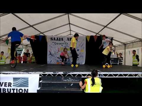 Fuse Festival 2012 Outreach: Lichfield Community Group