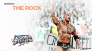 Dwayne The Rock Johnson Electrifying WrestleMania XXVIII Extended Version.mp3