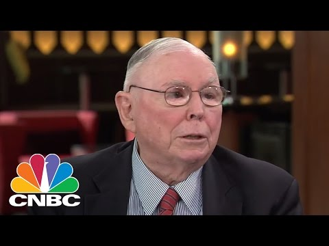 Charlie Munger: 'Idiots Of Each Party' In Control | CNBC
