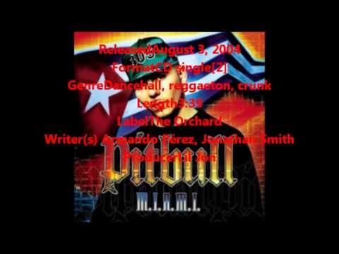 Pitbull Culo Feat. Lil Jon (Audio Only)