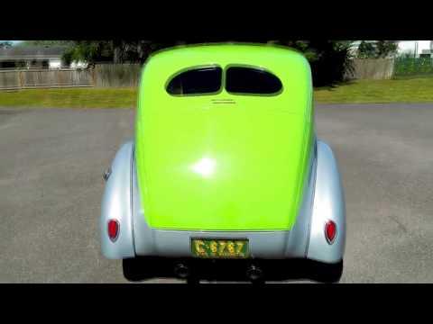 1939 Ford 2 Door