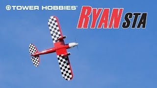 Load Video 1:  Tower Hobbies Ryan STA Airplane EP ARF 53