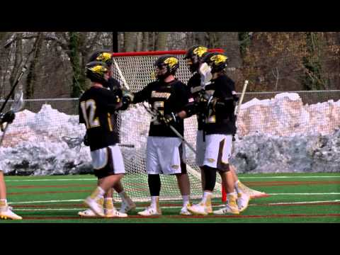 MLAX: #14 Tigers Cool Off Retrievers in Baltimore Showdown, 11-7