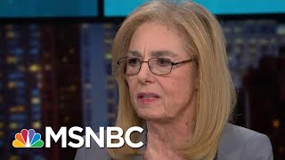 Expect Trump To Seek Revenge For Impeachment: Fmr. Trump Employee | Rachel Maddow | MSNBC