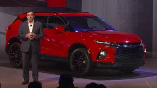 GM brings back the Chevy Blazer starting in 2019