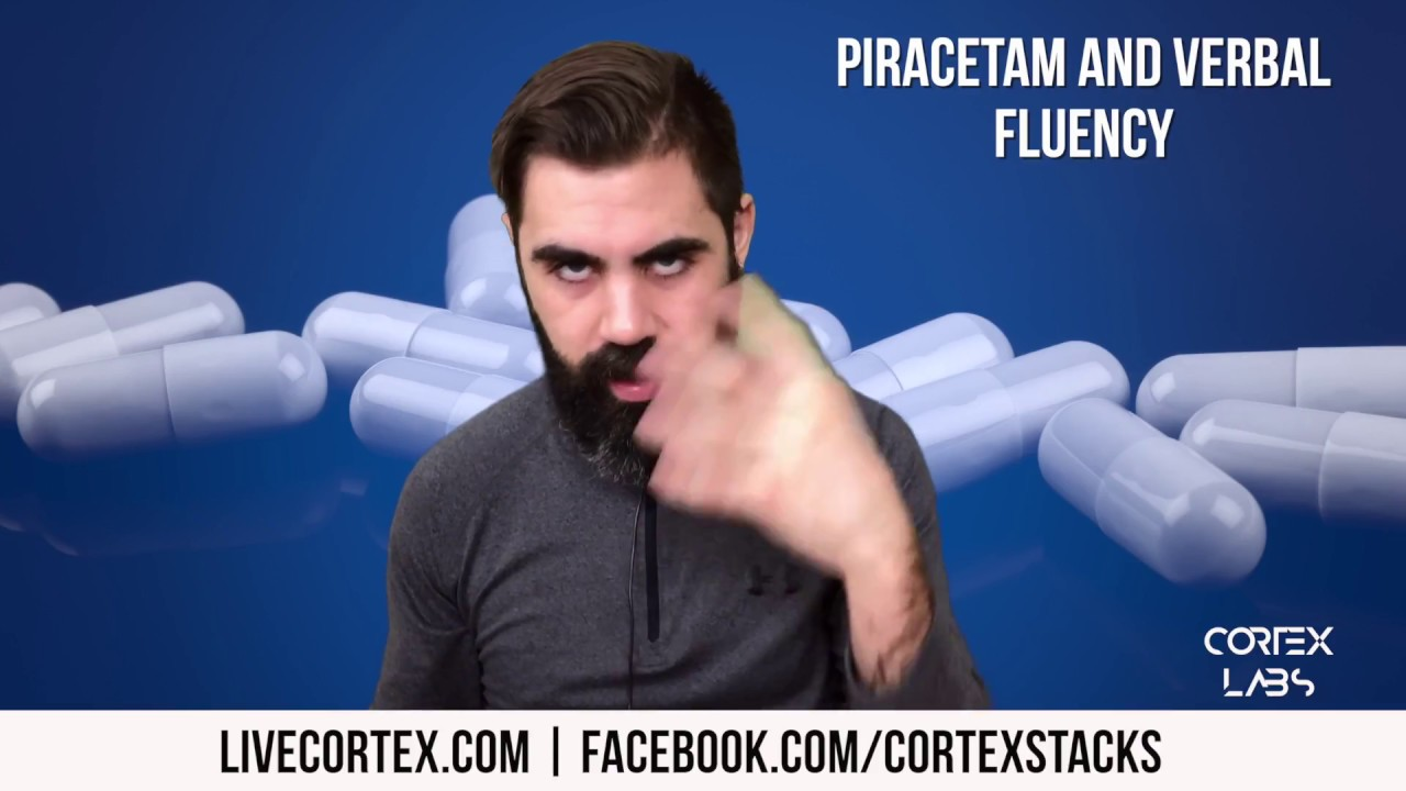 Is Piracetam The Best Racetam For Verbal Fluency Maybe Youtube