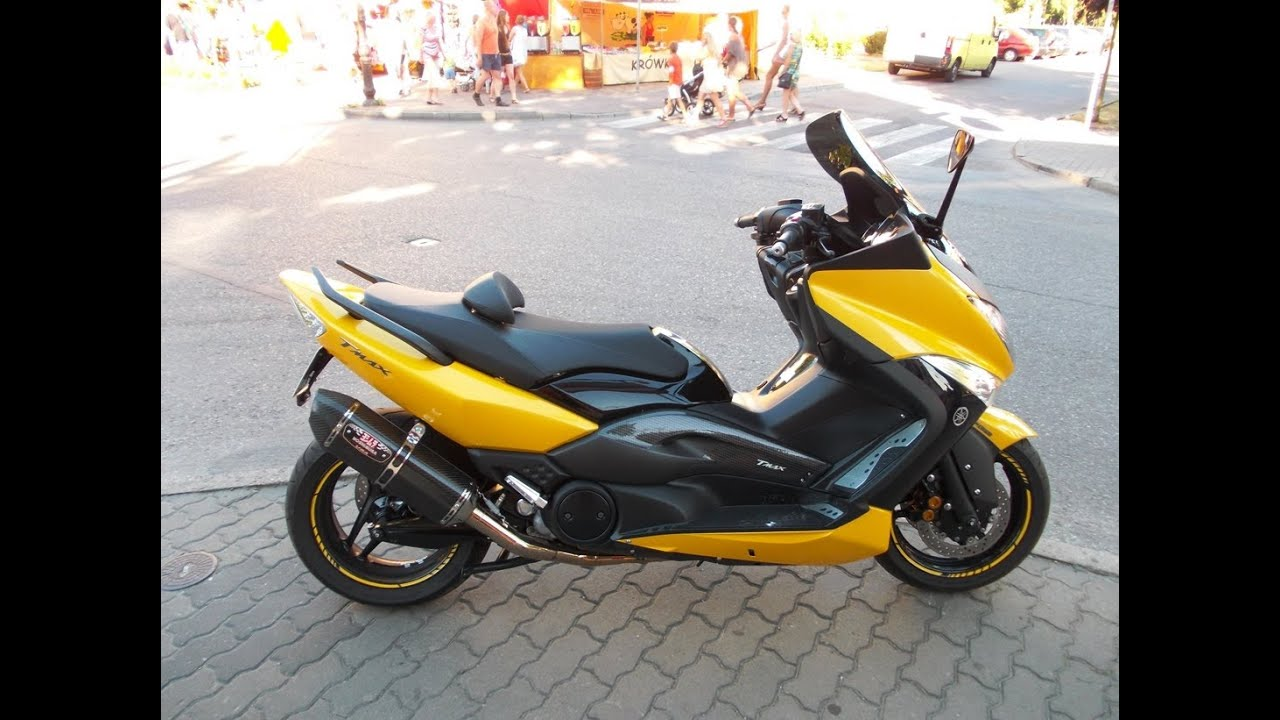 Yamaha Tmax Scooter For Sale