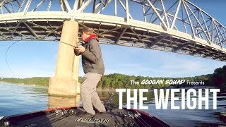 CATCHING SCHOOLING FISH on BRIDGE! -- The Weight ep. 14