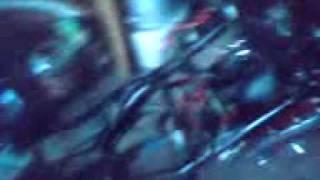 SWAP aprilia sr 70ccm Thunder lux-Pierwsze odpalenie silnika w ramie || łukasz13