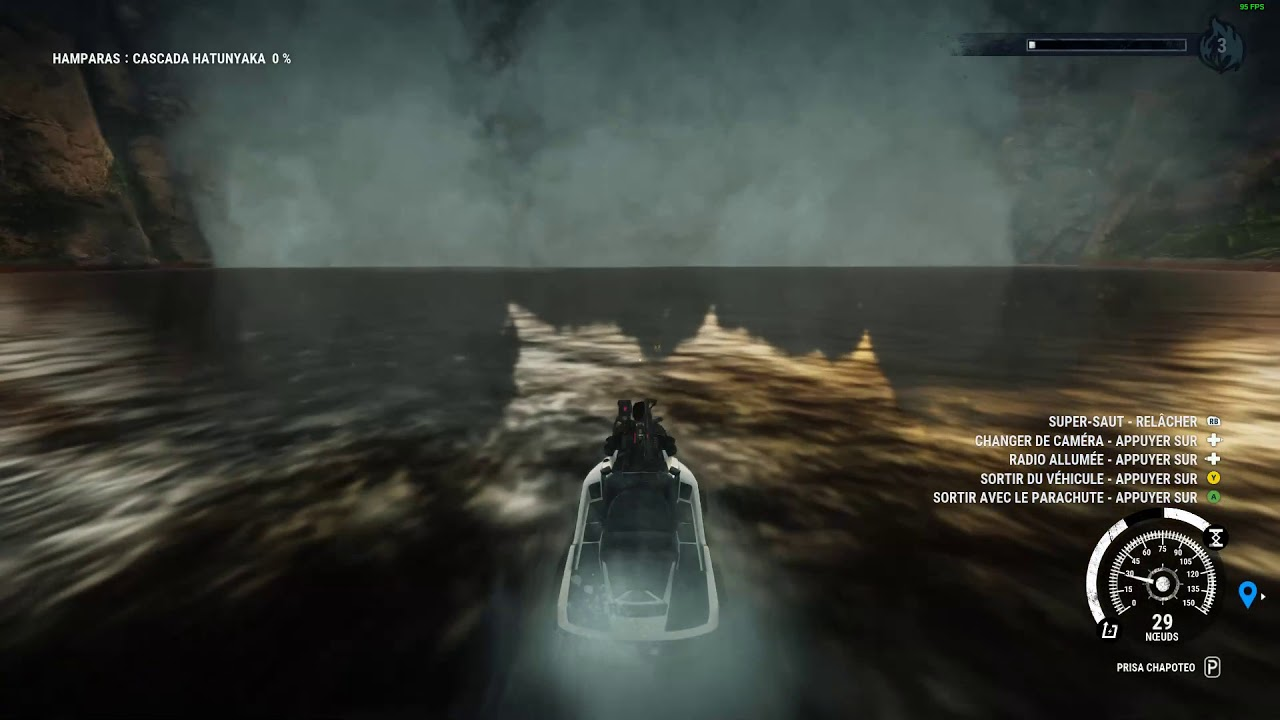 Just Cause 4 Water The Fuck. - YouTube