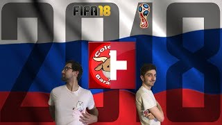CHASING THE BIGGEST PRIZE!! | FIFA 18 WORLD CUP w/ Switzerland