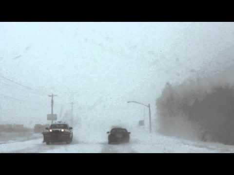 Minnesota Spring Blizzard April 11 2013