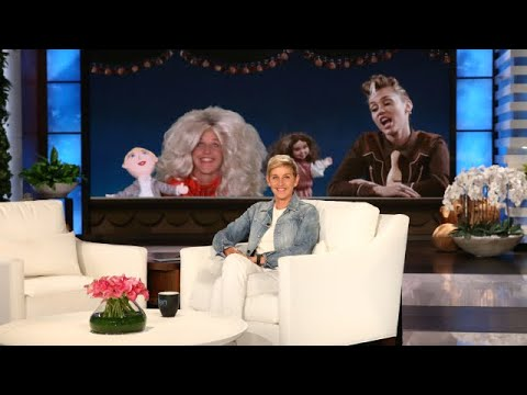 Ellen is 'Younger Now' Thanks To Miley...