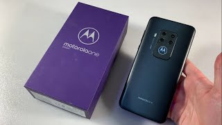 Обзор Motorola One Zoom (XT-2010-1)