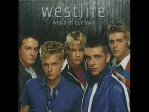 Westlife - World Of Our Own Remix