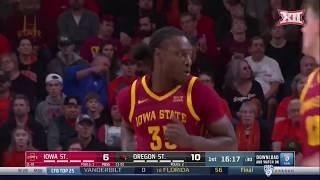 Iowa State vs Oregon State Men's Basketball Highlights