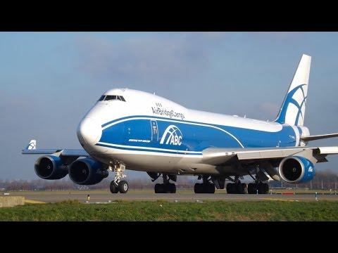 [LIVE!] IVAO  Mosow Sheremetyevo-Amsterdam   ABW325   Boeing 747 Freighter