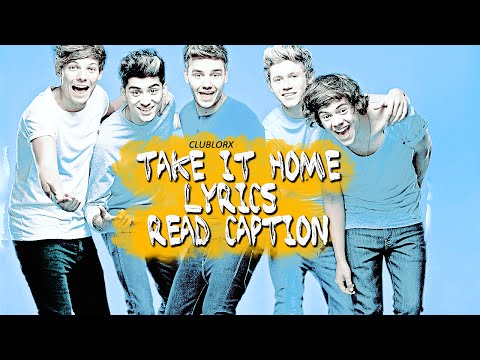 Take Me Home - One Direction (Made In The A.M)