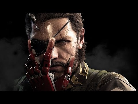 Metal Gear Solid V: The Phantom Pain Release Date Revealed