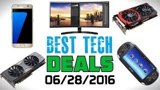 Best Tech Deals Of The Week | 06-28-2016