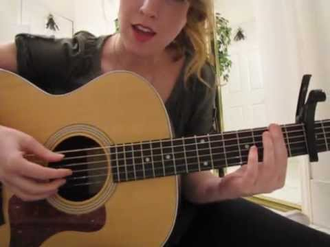 Safe and Sound - Taylor Swift ft The Civil Wars Guitar tutorial (The Hunger Games)