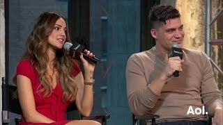 "Eiza González, DJ Cotrona & Zane Holtz on ""From Dusk Till Dawn: The Series"""