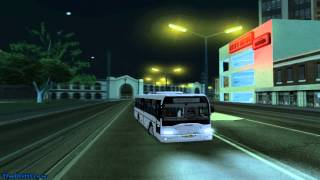 [GTA SA]Ikarus E95f - Hungarian Bus Model.