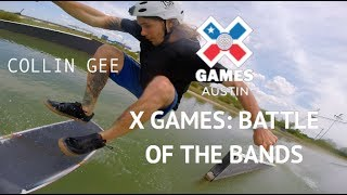X GAMES: Battle Of The Bands : Collin Gee