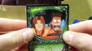 Yu-Yu Hakusho TCG Pack Opening - 2 Gateway and 4 Ghost Files